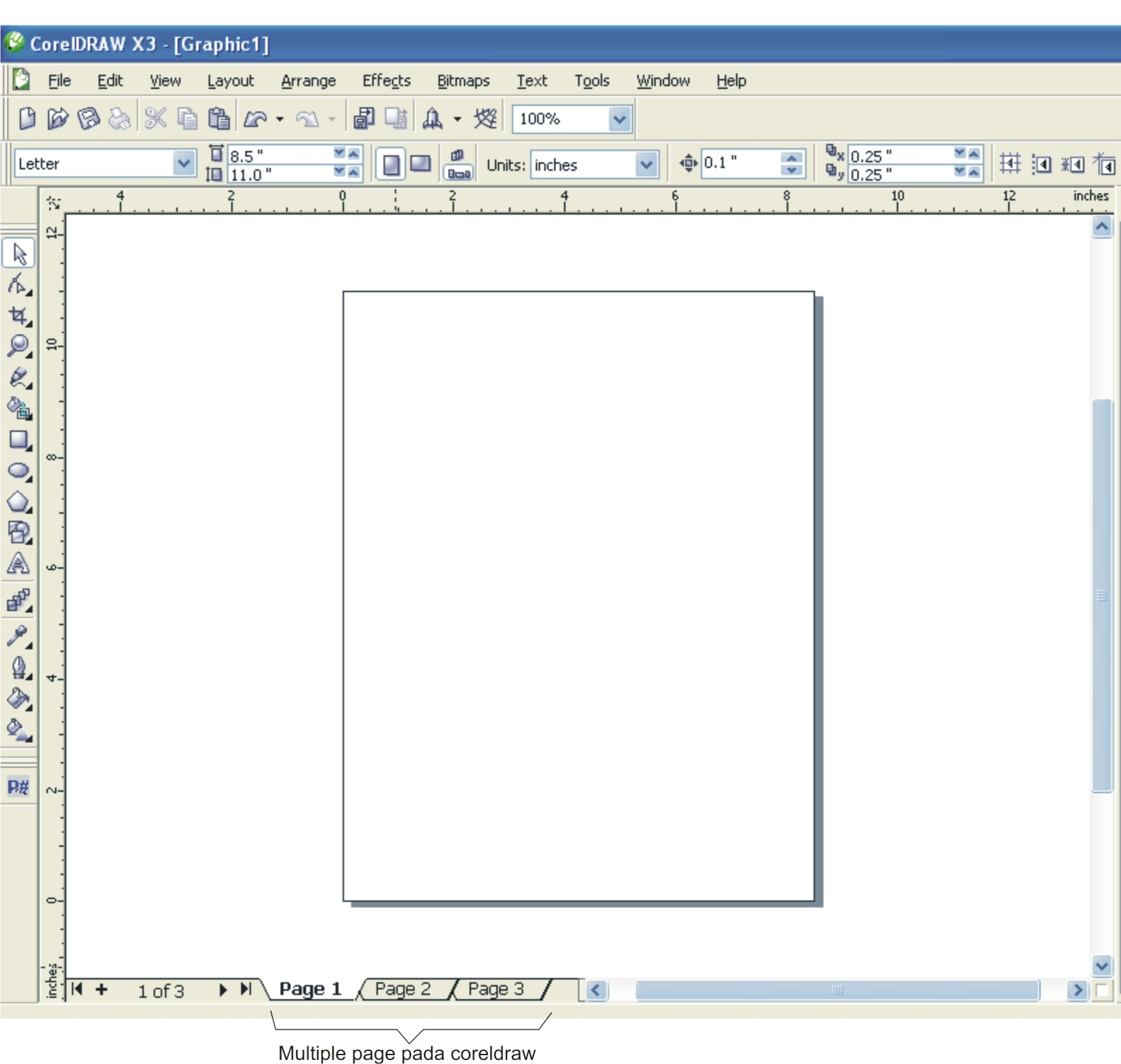 Software yang sering digunakan untuk Design Grafis - Dunia